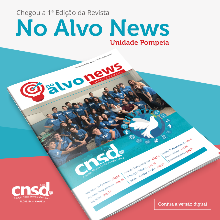 Revista No Alvo News – Pompeia